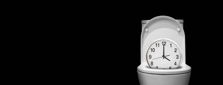 El Manejo Efectivo del Tiempo Comienza Botando el Reloj!!!