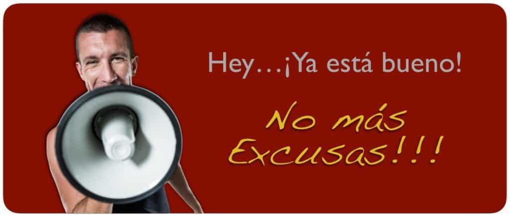 Ya Basta - No más excusas | Edward Rodriguez - Conferenciante